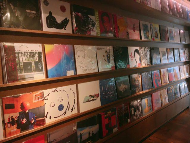代官山T-SITE レコード販売