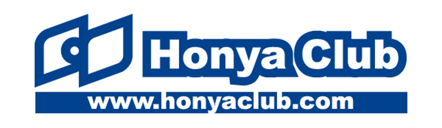 Honya Club with ロゴ